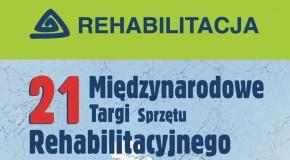 21 Międzynarodowe Targi Sprzętu Rehabilitacyjnego