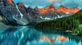 Źródła termalne w Kanadzie
