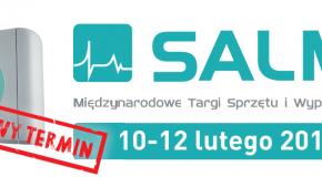 SALMED Międzynarodowe Targi i Sprzętu i Wyposażenia Medycznego