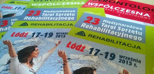 Konkurs – wygraj wejściówki na Targi Rehabilitacja 2015!