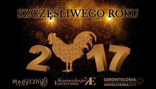 Szczęśliwego Nowego Roku życzy cała Redakcja!